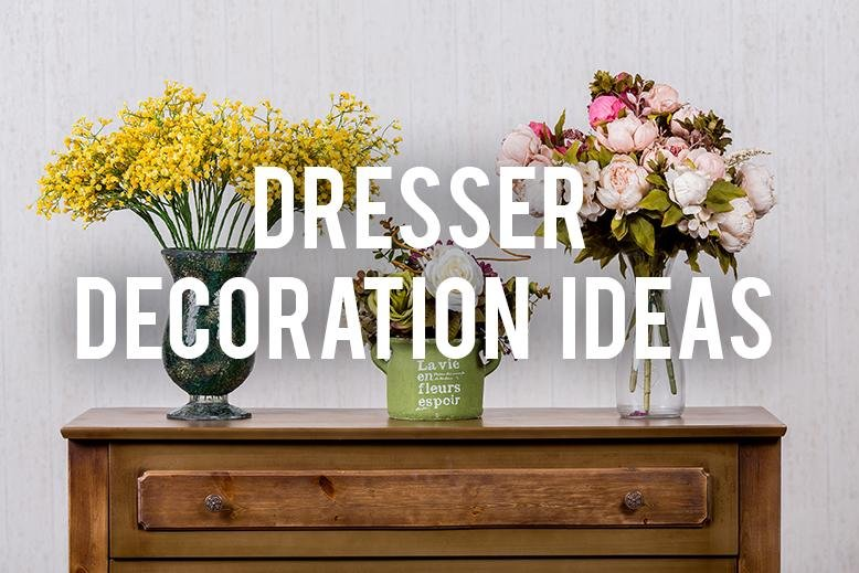 Have You Run Out Of Dresser Decoration Ideas? Is Your Dresser Plain,  Boring, And A Little Bit Bland? Itu0027s Time To Give Your Bedroom A Little  Boost And Your ...