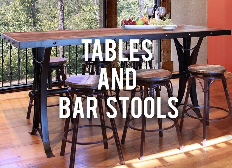 Tables And Bar Stools Rc Willey Blog