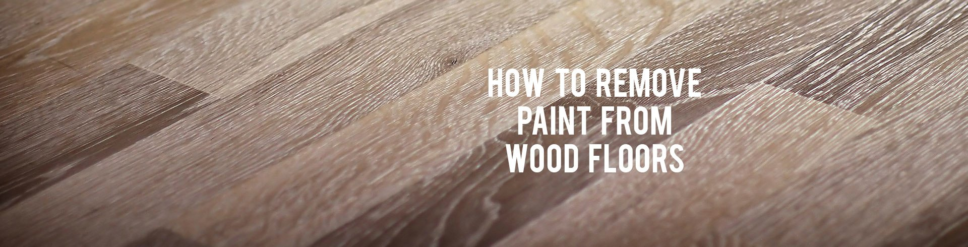 How To Remove Paint From Wood Floors Rc Willey Blog