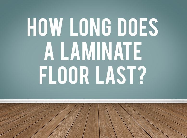How Long Does A Laminate Floor Last Rc Willey Blog