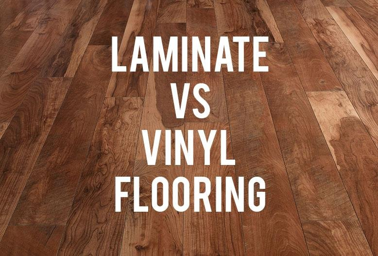 vinyl vs laminate flooring rc willey blog. Black Bedroom Furniture Sets. Home Design Ideas