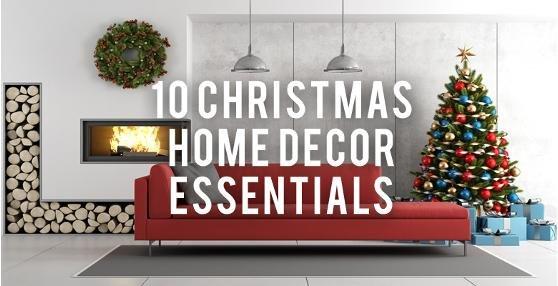10 Christmas Home Decor Essentials Rc Willey Blog
