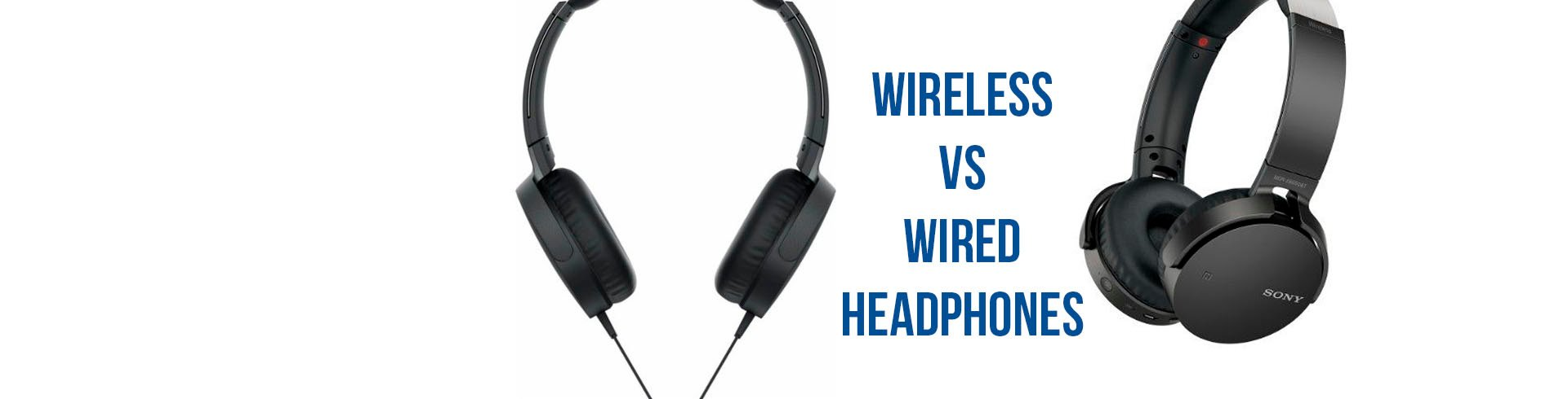 Wired vs. Wireless Headphones | RC Willey Blog