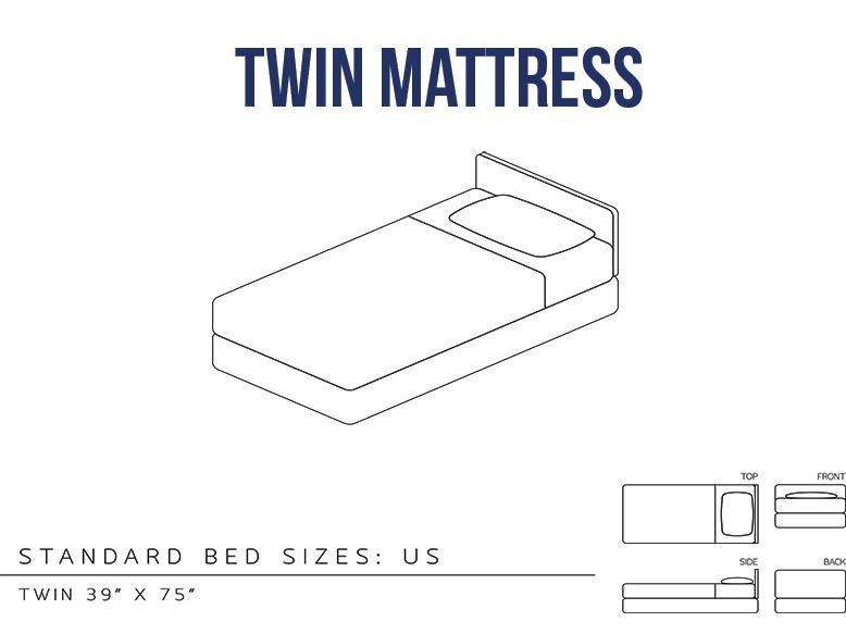 Mattress Sizes | RC Willey Blog