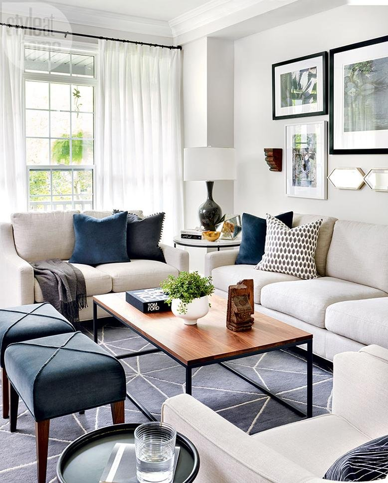 How To Arrange A Sofa And Loveseat