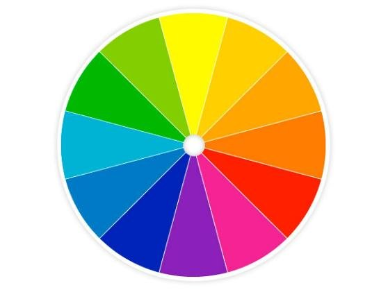 So Pick A Color Any On The Wheel And Then Move To Right Or Left Pair It With That For Example If You Know Want