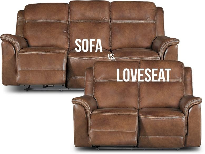 loveseat vs sofa