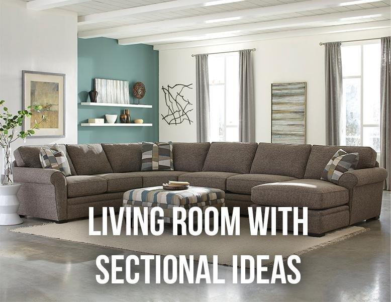 living room - Living Room With Sectionals