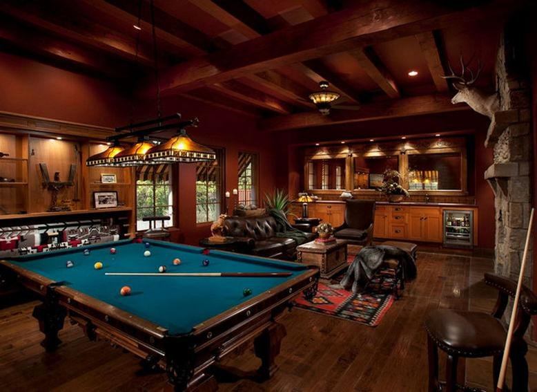 Luxury Game Rooms | RC Willey Blog