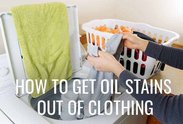 How To Get Oil Stains Out Of Clothing Rc Willey Blog