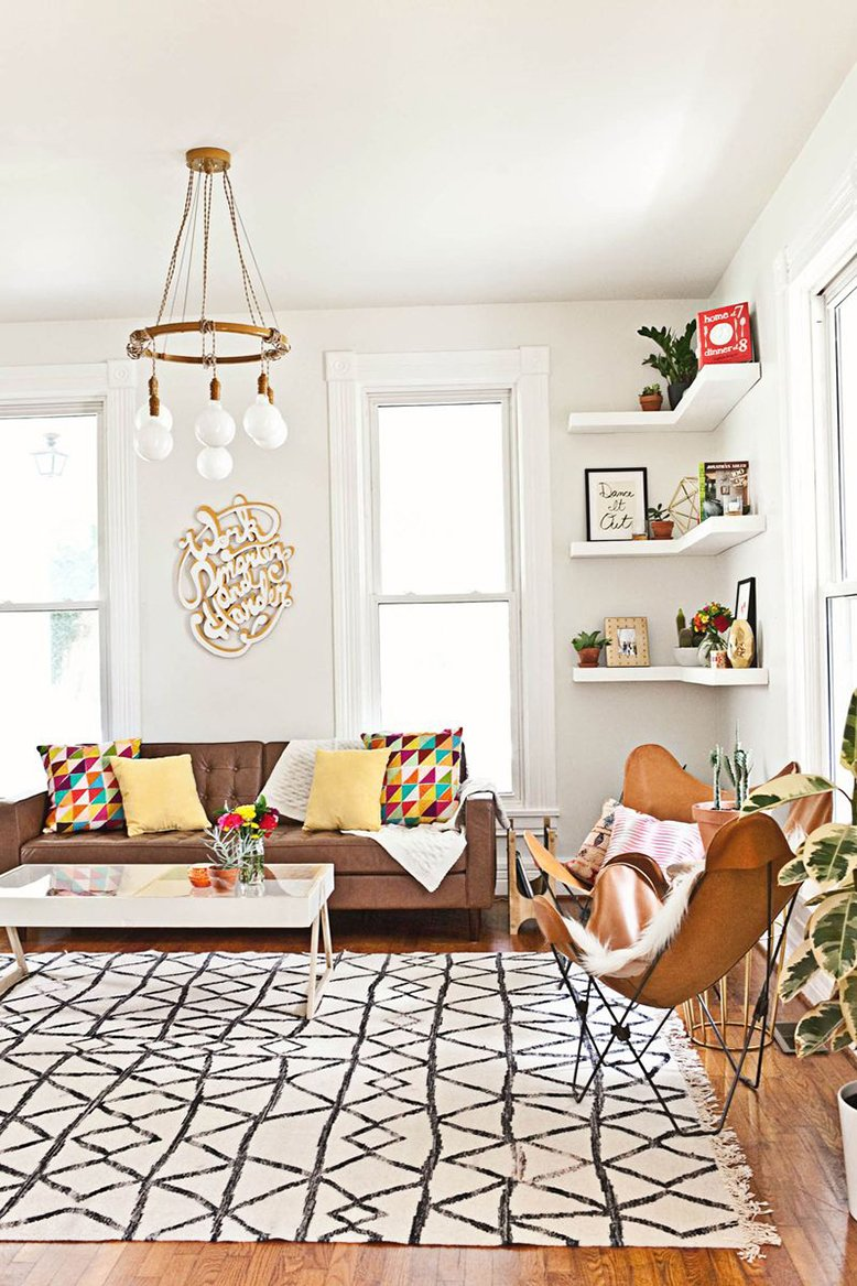 Brown Living Rooms | RC Willey Blog
