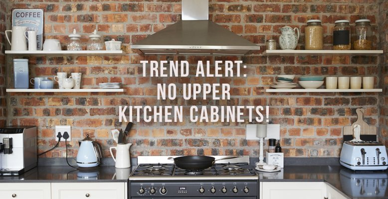 if you find yourself keeping up with the latest interior design trends youve no doubt noticed there is a major kitchen movement that seems to be sweeping - Upper Kitchen Cabinets