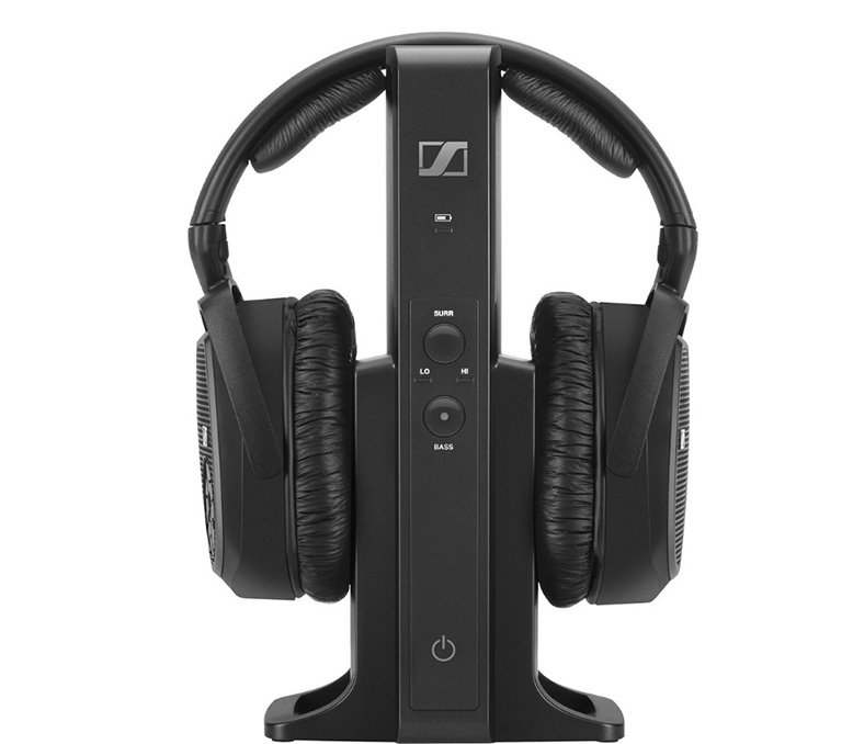 Sennheiser RS 175 Over-The-Ear Wireless Headphones