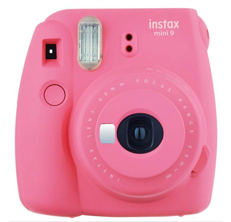 Pink Fujifilm Instax Mini