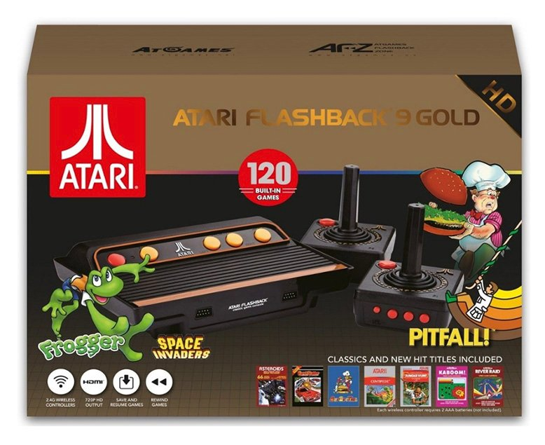 Atari Flashback Retro Gaming System
