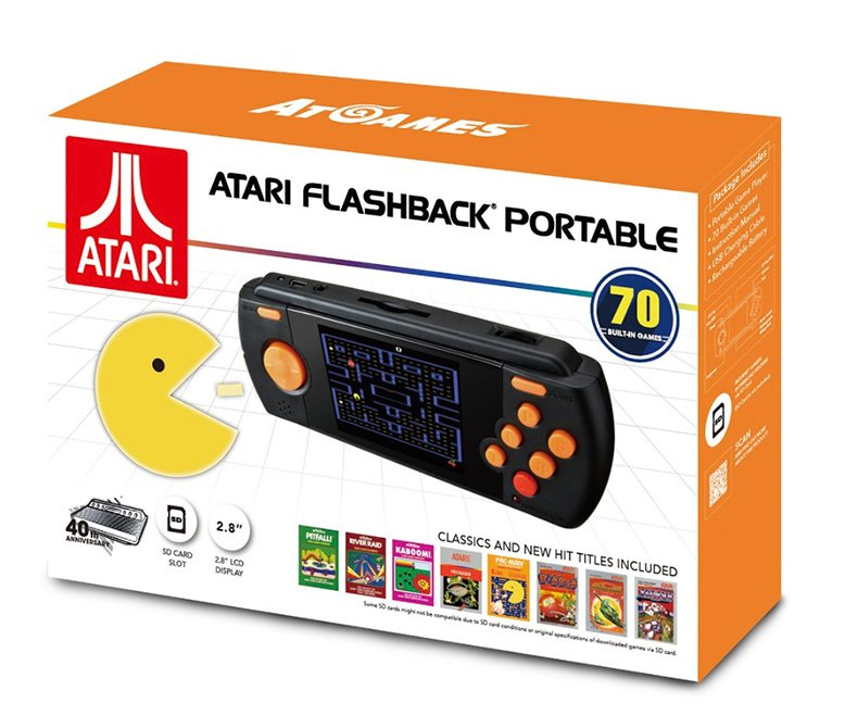 Atari Flashback Portable Gaming System