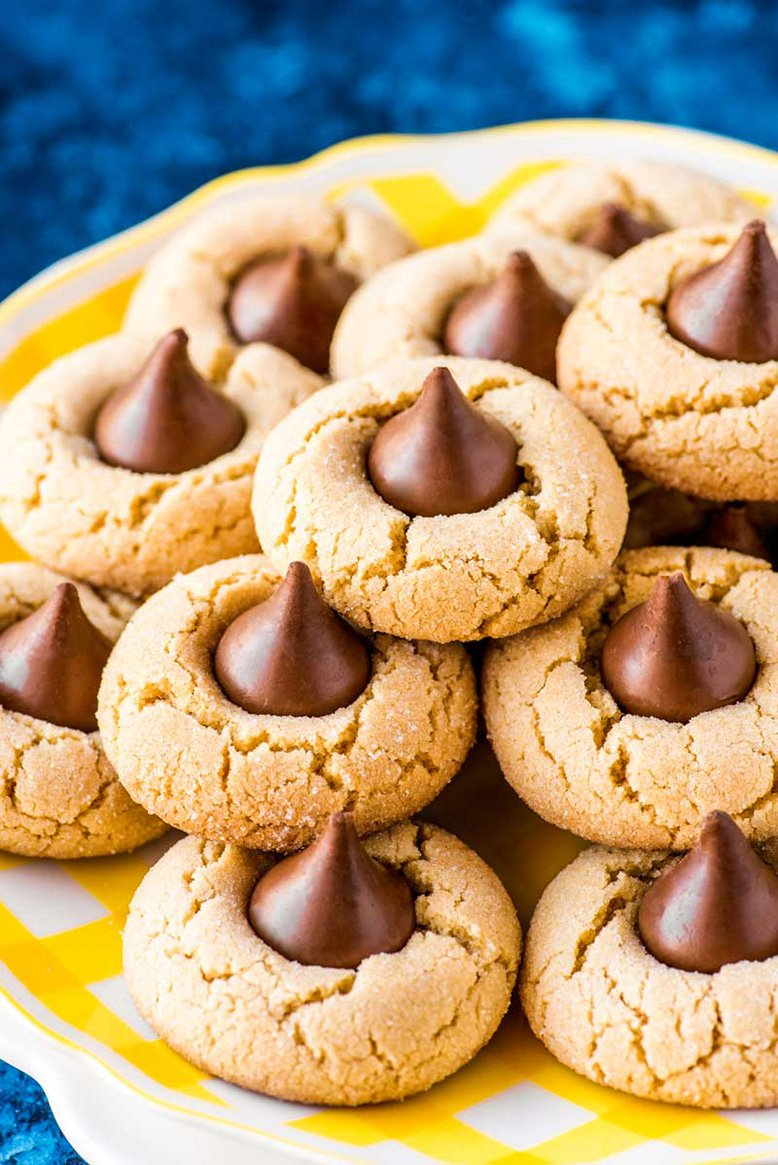 Peanut Butter Hooplah Cookies