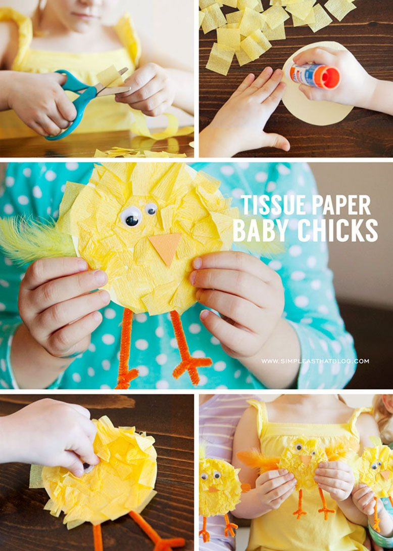 easter craft chick
