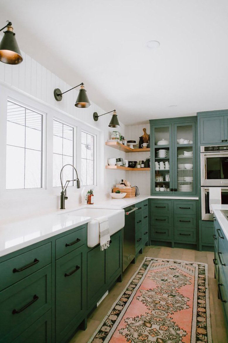 Colorful Kitchen Ideas | RC Willey Blog