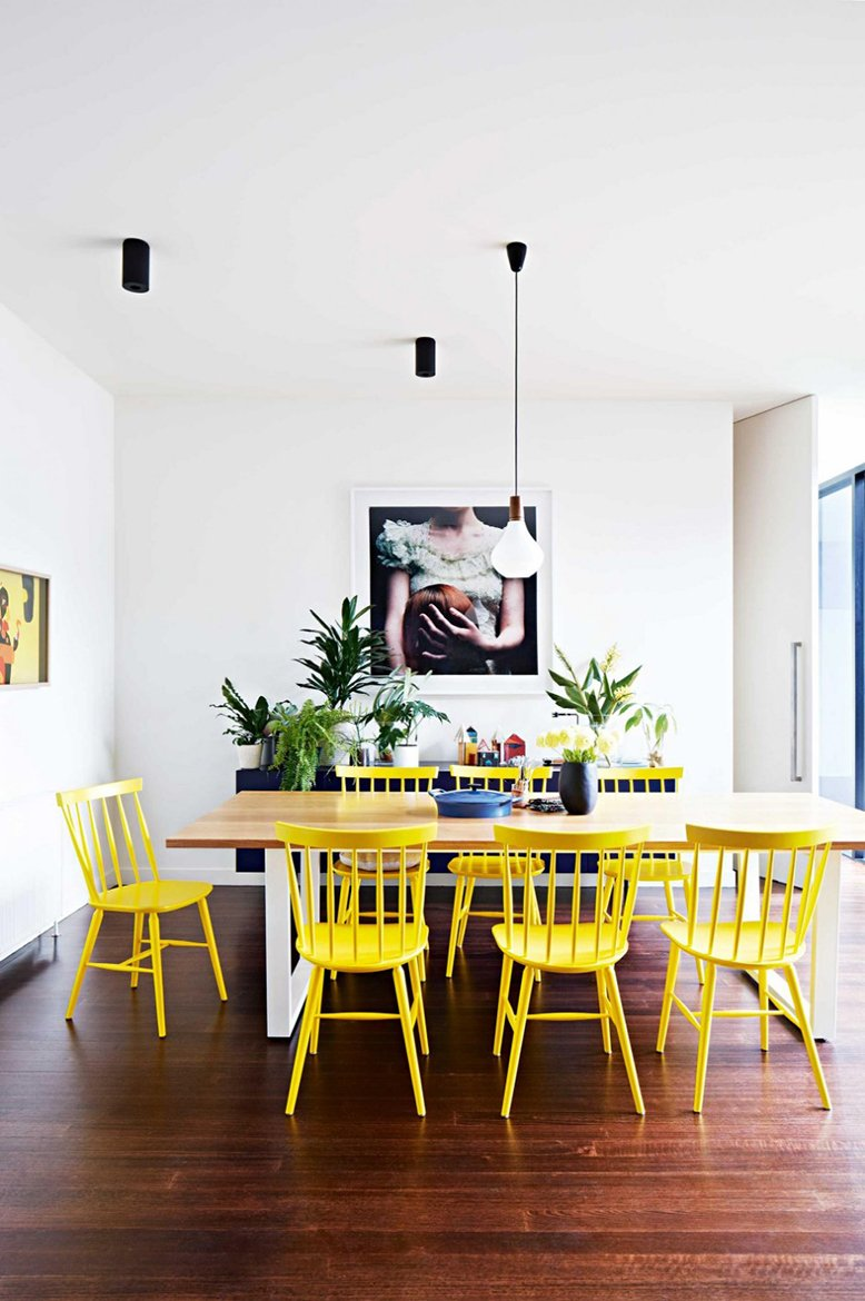 Colorful Dining Room Chairs | RC Willey Blog