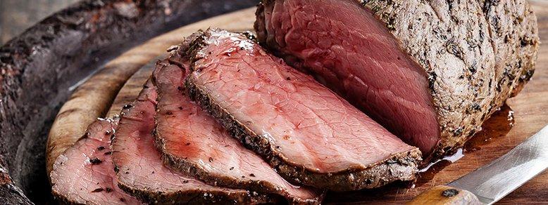 traeger roast
