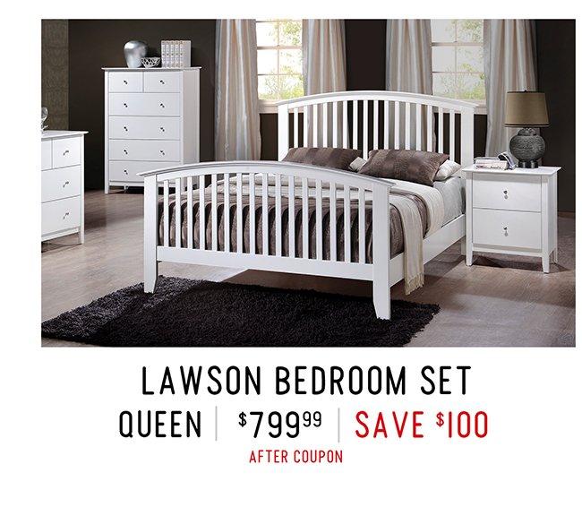 White Bedroom Set ...