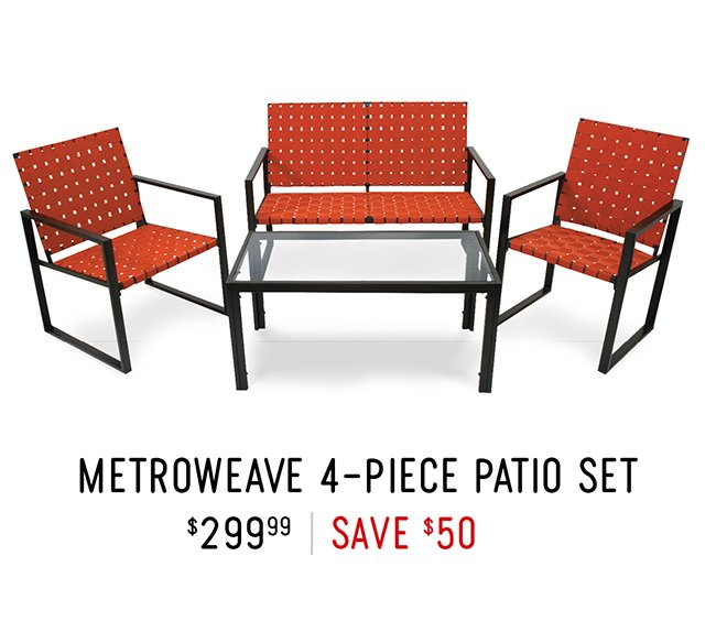 Check out what39s new during our memorial day sale rc for Memorial day sale patio furniture