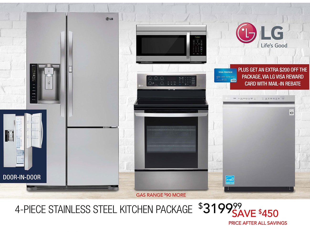 Gas Kitchen Appliance Packages Prepare To Have A Super Weekend Rc Willey Furniture Store