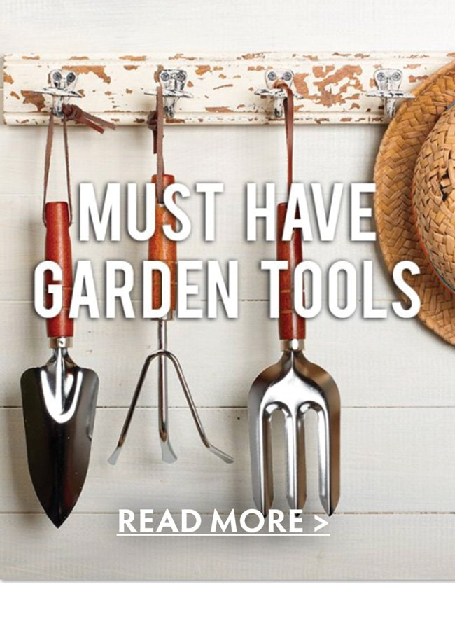 Tournament time we can get you ready rc willey for Gardening tools must have