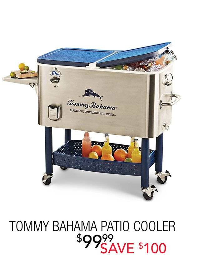 Tommy Bahama Patio Cooler ...
