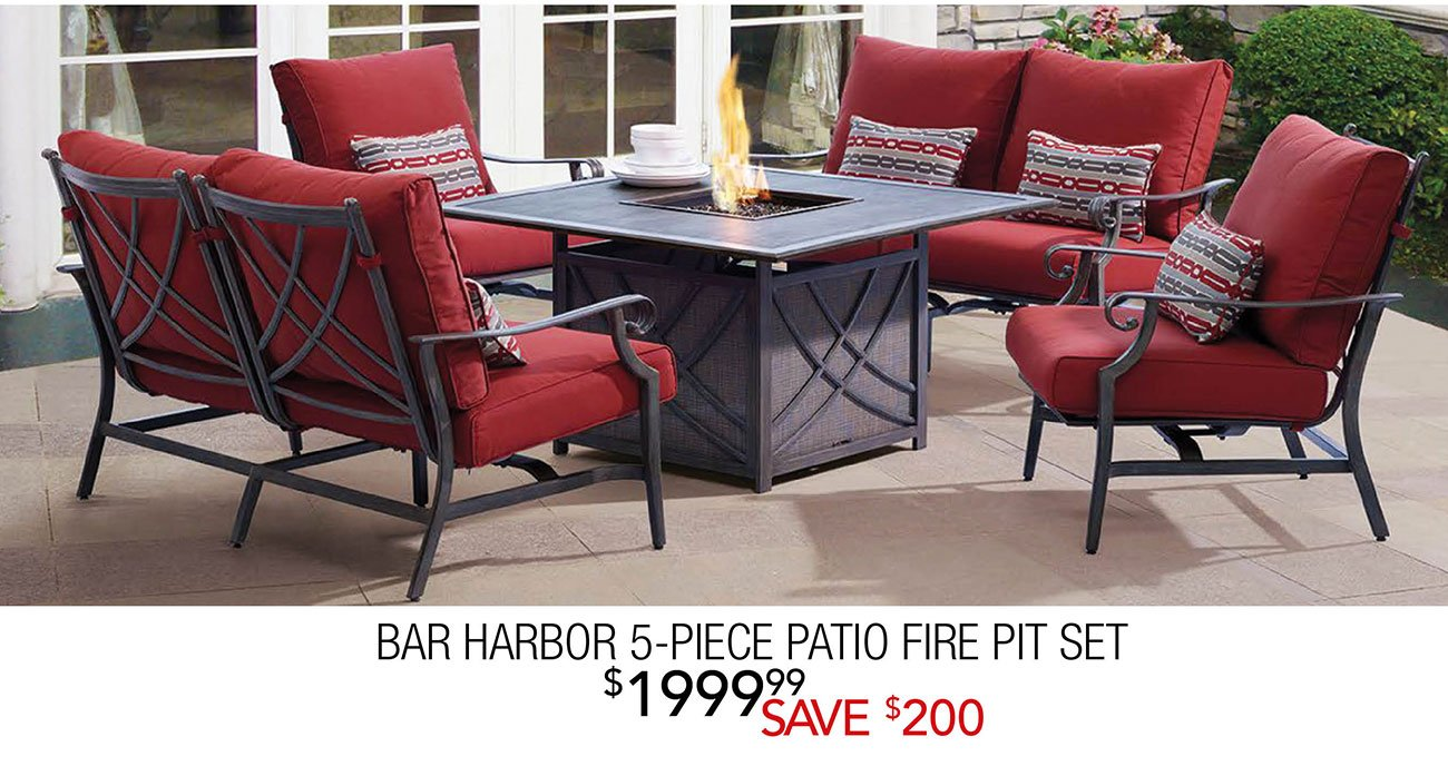 Patio Party Friday Night Instant Outdoor Furniture Savings