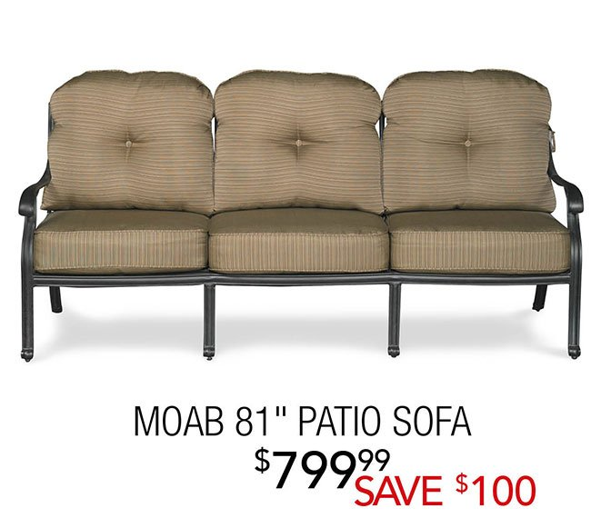 100 Rc Willey Patio Furniture Patio Chairs Outdoor  : Moab Patio Sofa from meganhofmann.com size 650 x 581 jpeg 45kB