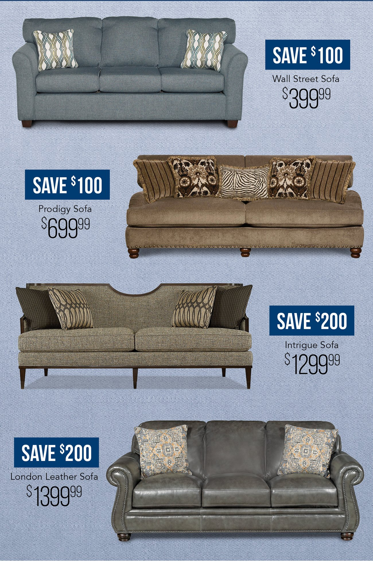 Sofas On Sale