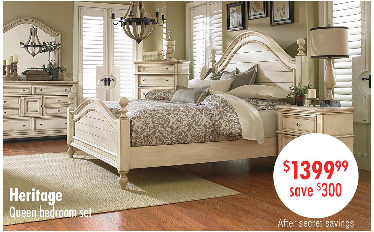 Heritage-queen-bed-set