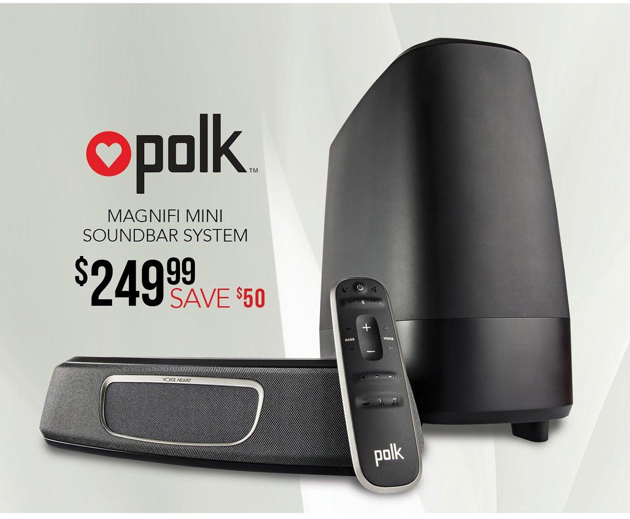 Polk-magnifi-soundbar