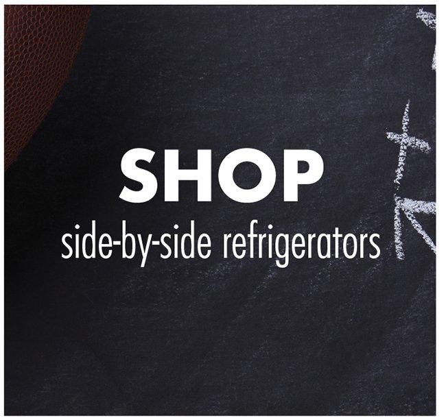 Shop-side-by-side-refrigerators