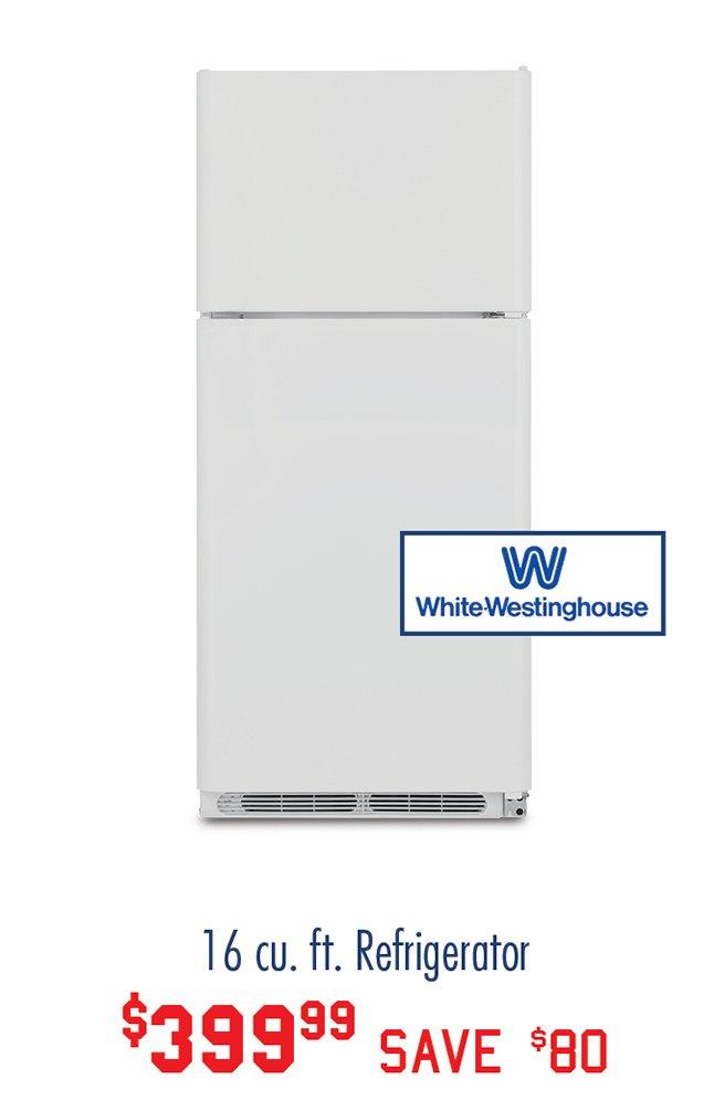 Westinghouse-16-refrigerator