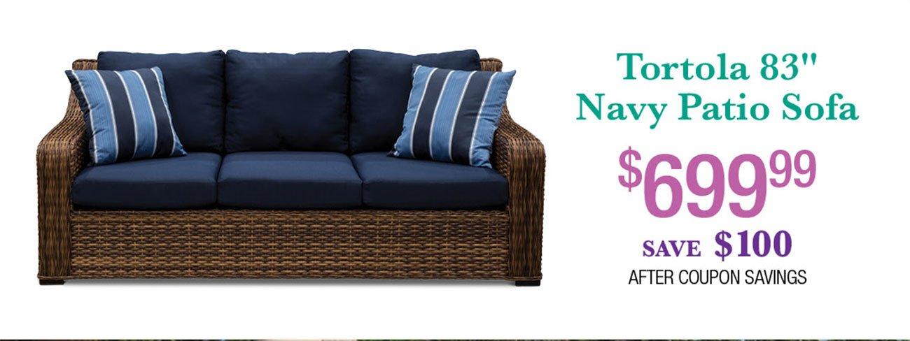 Tortola-Navy-Patio-Sofa