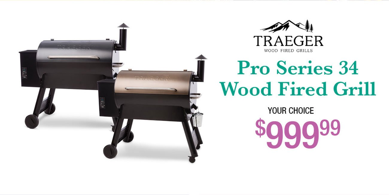 Traeger-Pro-Series-Wood-Fired-Grill