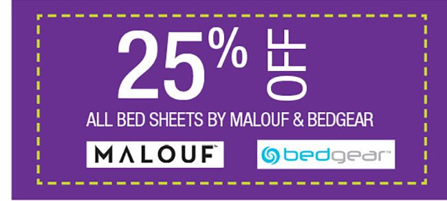 25-Off-All-Sheets-Coupon