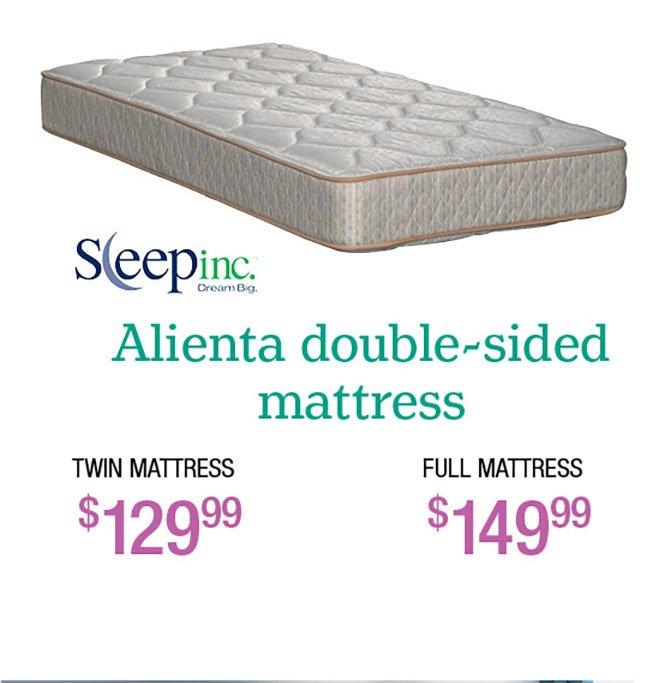 Alienta-double-sided-mattress