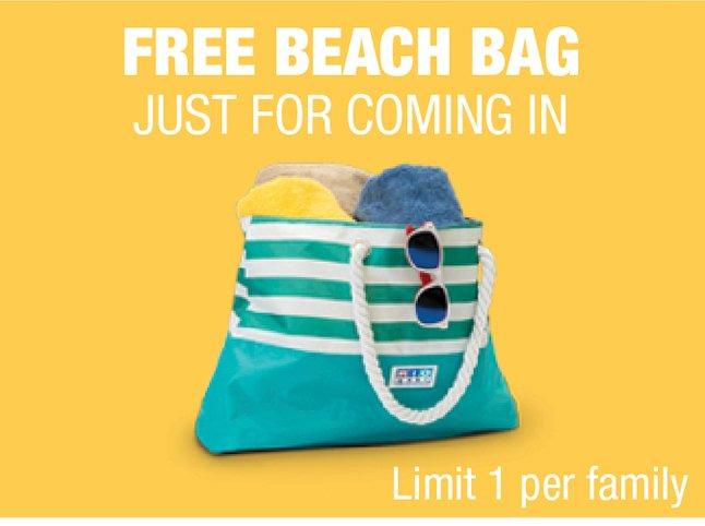 Free-beach-bag