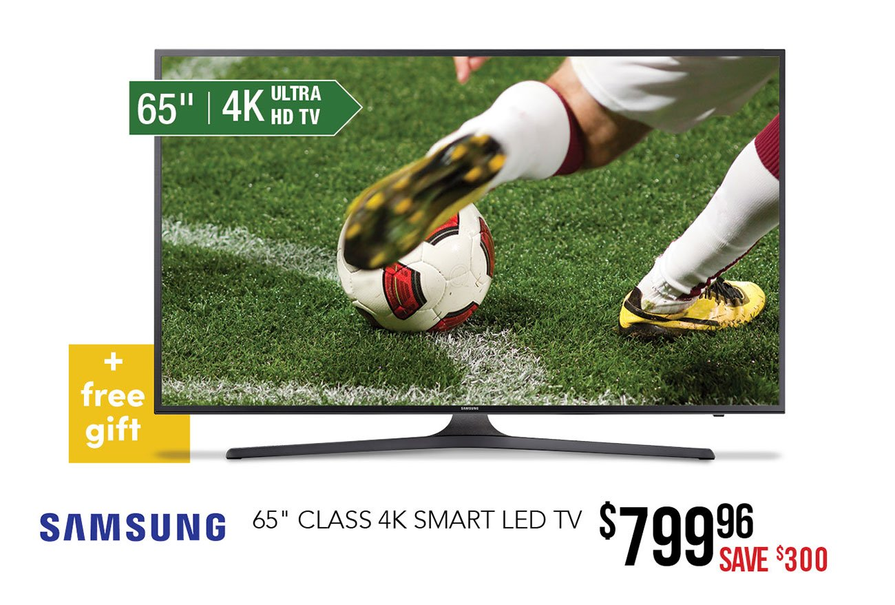 Samsung-65-inch-Smart-TV