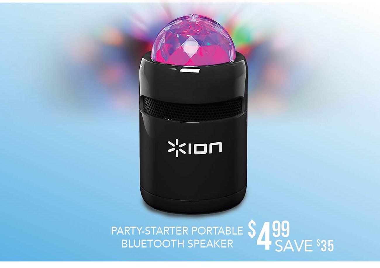 Party-starter-speaker