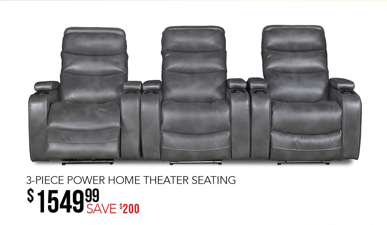 Gray-power-home-theater-seats