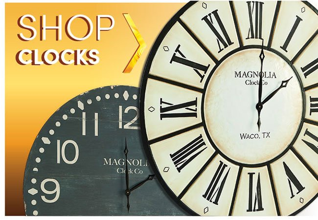 Shop-clocks