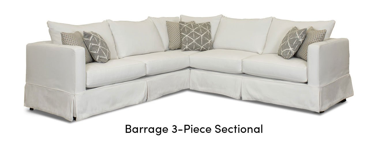 Barrage-sectional