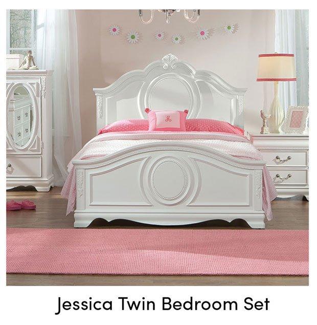 Jessica-twin-bedroom-set