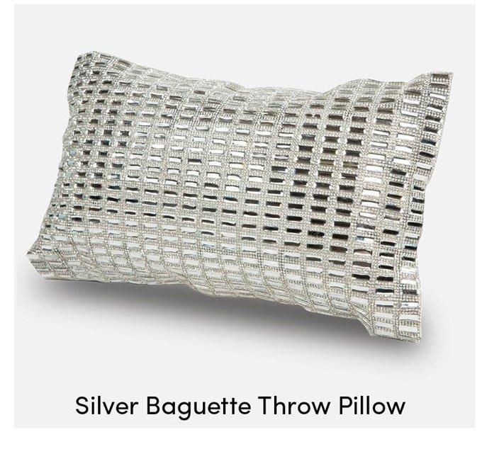 Silver-throw-pillow