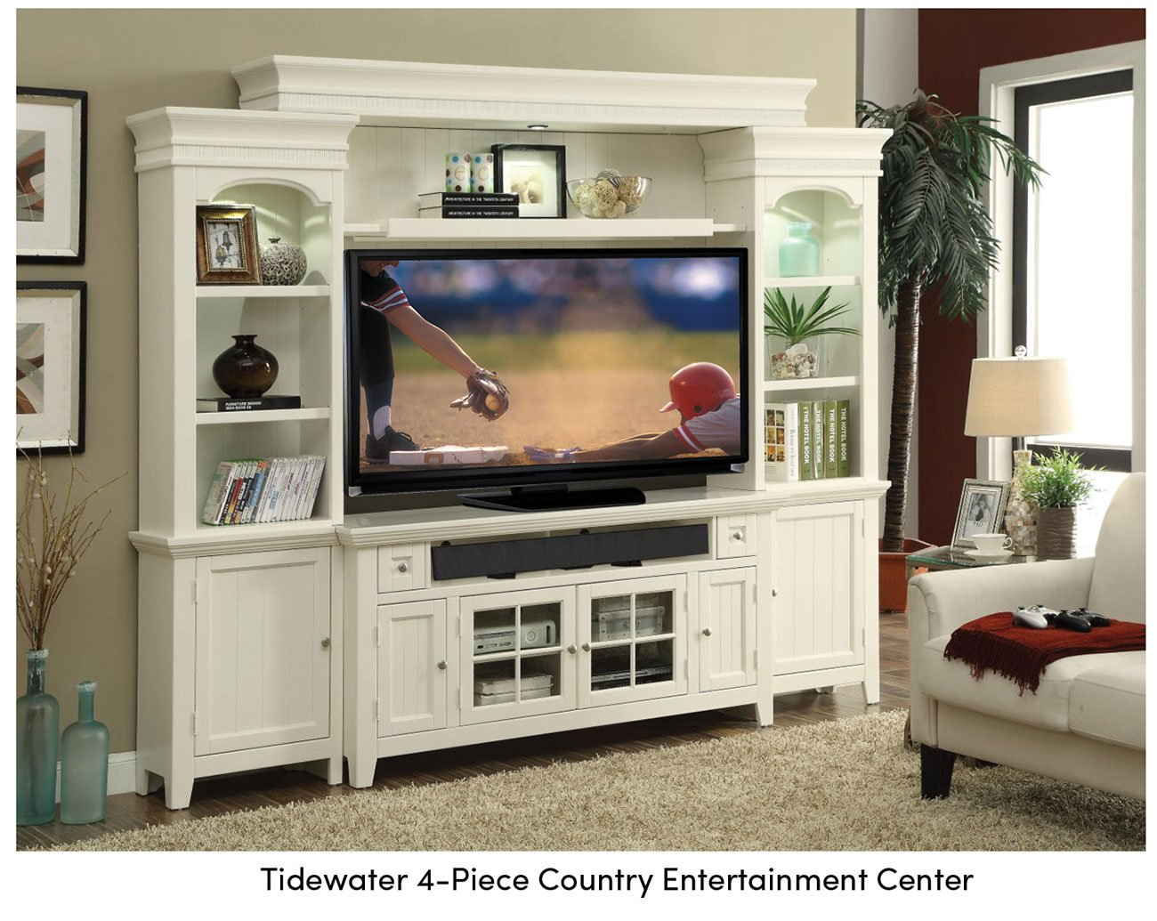 Tide-water-entertainment-center